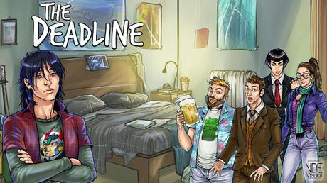 [CS] The Deadline, la prima Visual Novel scritta da autori italiani