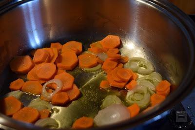 Minestrone di verdura