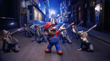 Nintendo con Super Mario Odyssey al Lucca Comics & Games 2017