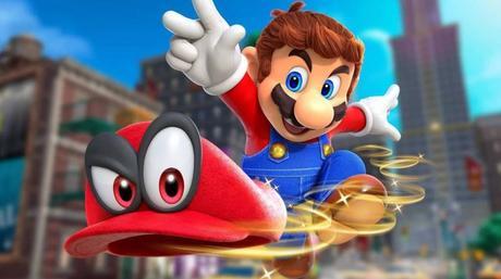 Super Mario Odyssey, tre nuove tappe del Nintendo Switch Tour