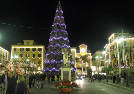 Mercatini di Natale a Sorrento: 3 mesi di concerti e luci. Il programma