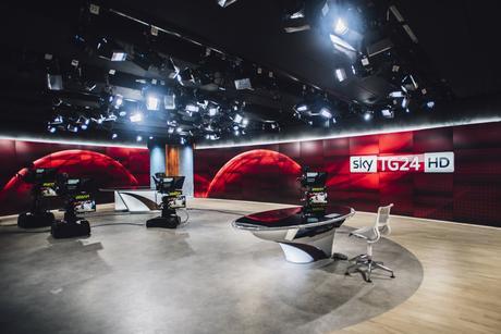 Sky TG24 dal 30 Ottobre si rinnova. Avanguardia tecnologica e innovazione del linguaggio