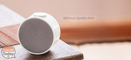 [Codice Sconto] Xiaomi Sveglia Bluetooth a 26€