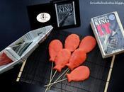 MANGIA CIO' LEGGI #107: Biscotti palloncini ispirati Stephen King