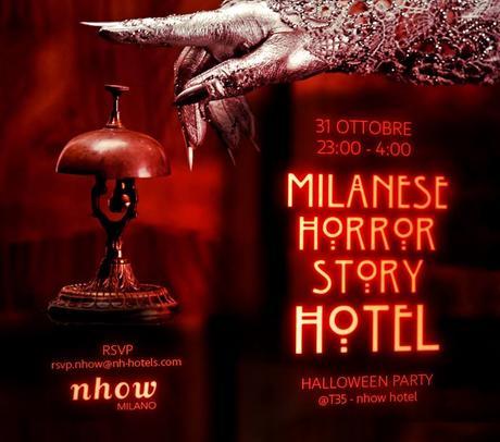 "Una Horror Story alla milanese: ""Benvenuti all'Hotel nhow!"""