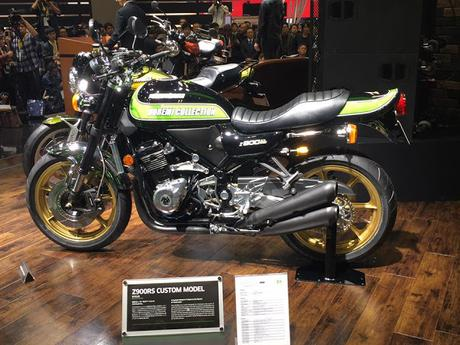Kawasaki Z900 RS by Doremi Collection @ Tokyo Motorcycle Show 2017