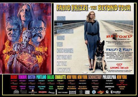 Frizzi 2 Fulci The Beyond Tour
