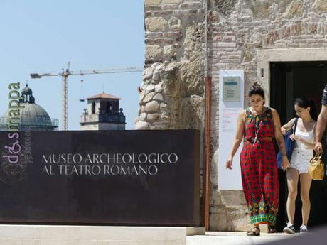 Nuova entrata accessibile a tutti al Museo archeologico del Teatro Romano