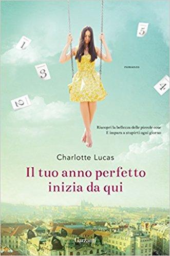 Recensione Il tuo anno perfetto inizia da qui di Charlotte Lucas - Domino letterario -