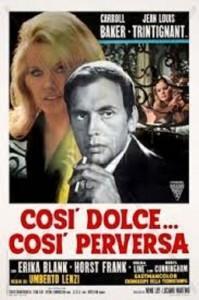 LA ZONA MORTA PRESENTA  02:  COSI' DOLCE.... COSI' PERVERSA  (1969)