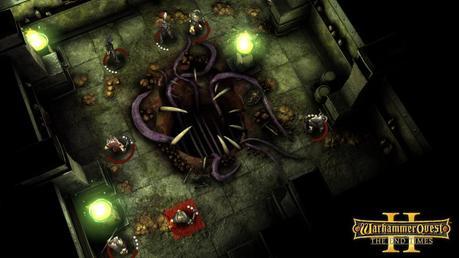 La ricerca dell'infelicità: la recensione di Warhammer Quest 2 - Recensione - iPhone