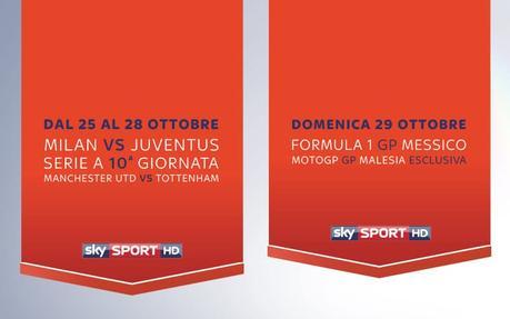 Serie A Sky Sport Diretta 11a Giornata - Palinsesto e Telecronisti Calcio #NuovoInizio
