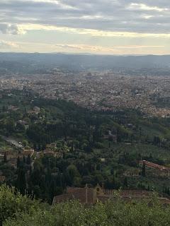 migliori punti panoramici Firenze