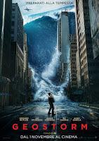 Geostorm, il nuovo Film della Warner Bros