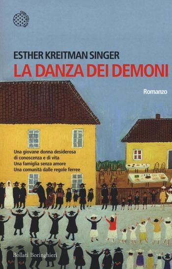 Recensione di La danza dei demoni di Esther Kreitman Singer