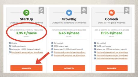 Come creare un Blog di Successo: da zero con WordPress [Guida 2017]