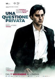 FESTA DEL CINEMA DI ROMA: UNA QUESTIONE PRIVATA
