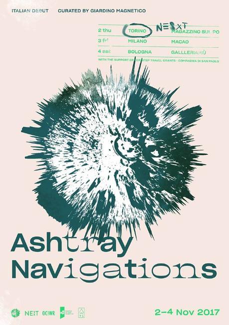 Ashtray Navigations (UK/Blackest Ever Black) in Italia il 2, 3 e 4 novembre