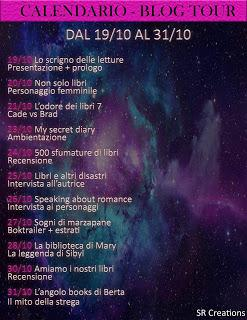 Sibyl di Francesca Palamara, Blogtour: Booktrailer ed Estratti