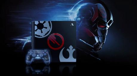 Un trailer per la Limited Edition di PlayStation 4 Pro griffata Star Wars: Battlefront II - Video - PS4