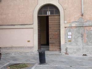 Progetto di rivitalizzazione del centro storico – Percorso culturale