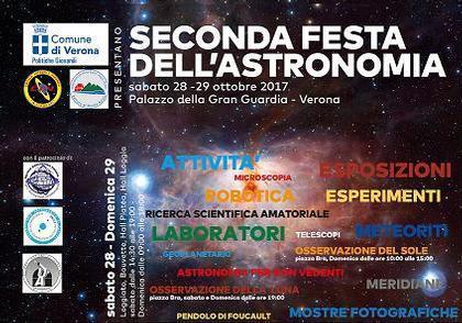 Festa dell'Astronomia e Galà Astromusicale