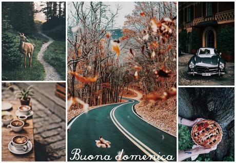 Happy Sunday #buonadomenica