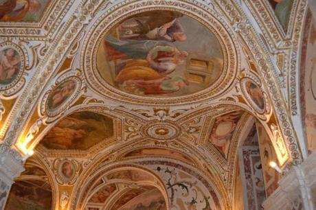 Cripta del Duomo di Salerno: meraviglioso gioiello barocco