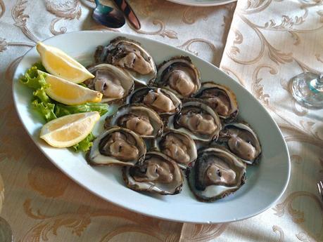Oyster Dinner al Sancta Sanctorum di Napoli