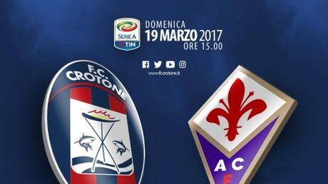 Il Crotone batte la Fiorentina 2 a 1: a segno Budimir e Trotta