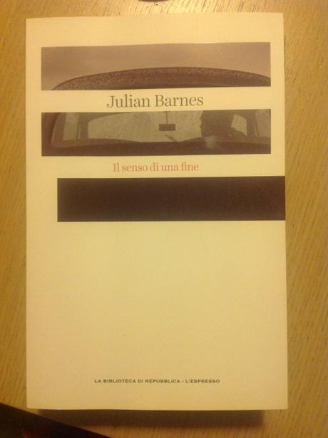 Il senso di una fine, Julian Barnes @CasaLettori