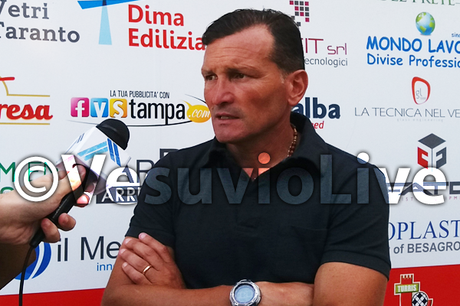 """Turris, Carannante: """"La squadra sente il peso della penalizzazione. A dicembre…"""""""