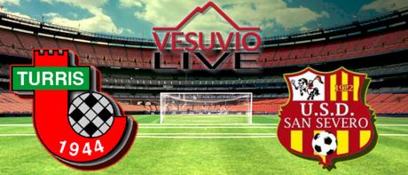 LIVE, Serie D: Turris – San Severo 0-0 FINALE