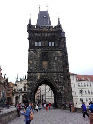 week end a Praga