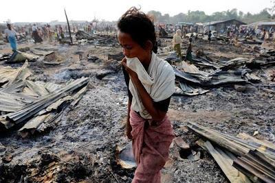 L'esercito birmano ha stuprato centinaia di bambine rohingya