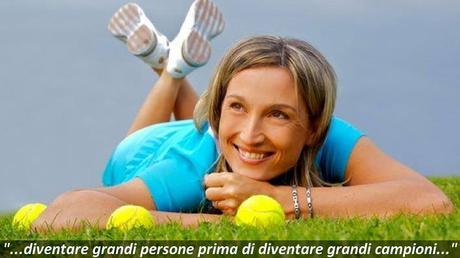 Meditazione e sport: Intervista a Tathiana Garbin campionessa di tennis e allenatrice della Fed Cup