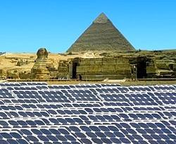 In Egitto concluso da Ifc accordo per  un mega impianto solare nel governatorato di Aswan