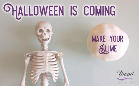 Halloween - Slime fai da te
