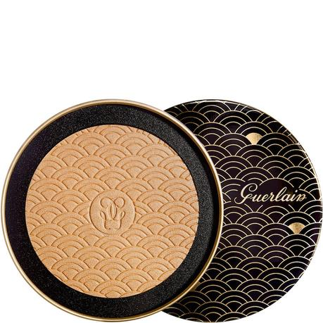 Terracotta Gold Light Guerlain Natale 2017