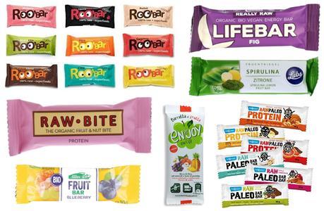 Snack sani e veloci fuori casa: le barrette alla frutta da comprare