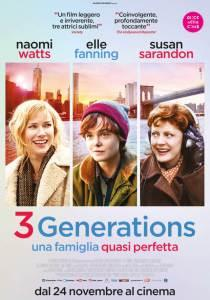 3 Generations di Gaby Dellal: la recensione