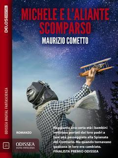 MICHELE E L'ALIANTE SCOMPARSO (2016)