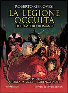 Otaku Sailor! Nasce Newton Comics: Legione Occulta dell'impero romano