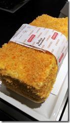 Arancio e pistacchio per due nuovi formaggi del Caseificio Carozzi