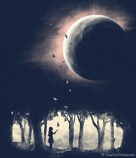 Blogtour: bambina della luna delle stelle