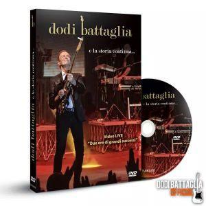 Dodi Battaglia Presenta Una Versione In Blu-ray Del Suo Live?