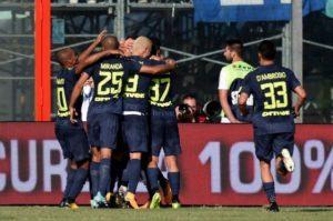Inter, 3 punti a Verona per la classifica e per la storia