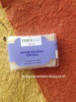 ERBE&SALE CERVIA: SAPONETTE CON SALE MARINO