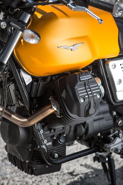 Moto Guzzi V7 III Accessories 2017
