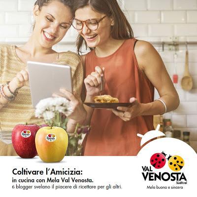 In cucina con Mela Val Venosta